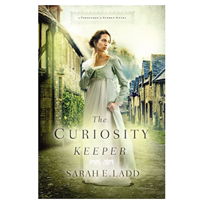 the curiosity keeper by Sarah e Ladd