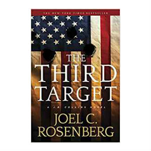 the third target by joel c Rosenberg