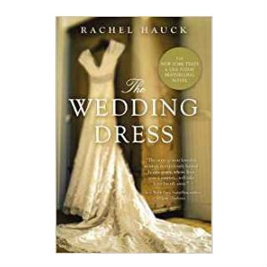 the wedding dress by Rachel hack