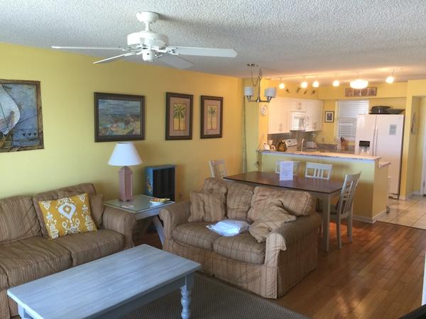 magnolia house 302 interior