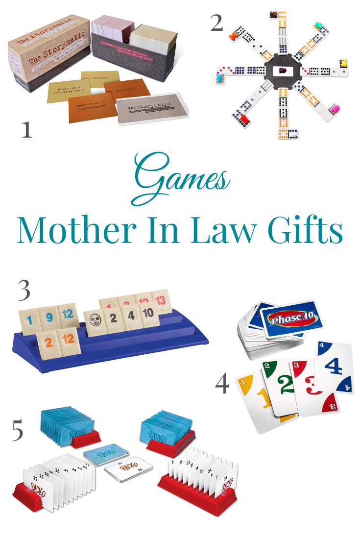 Best Mother In Law Gifts Games