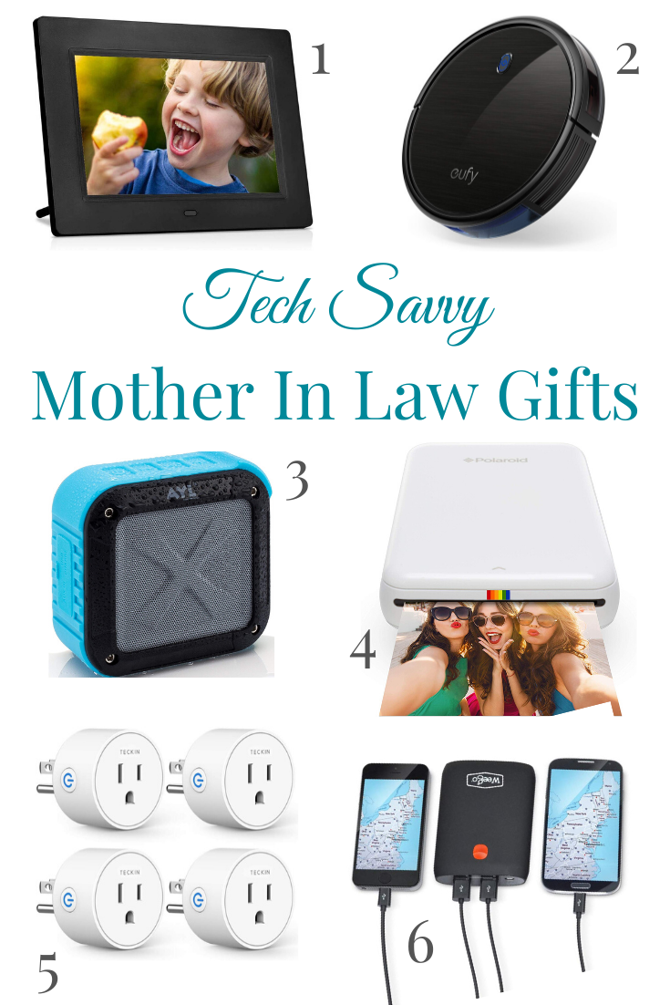 Best Mother In Law Gifts Tech Savvy