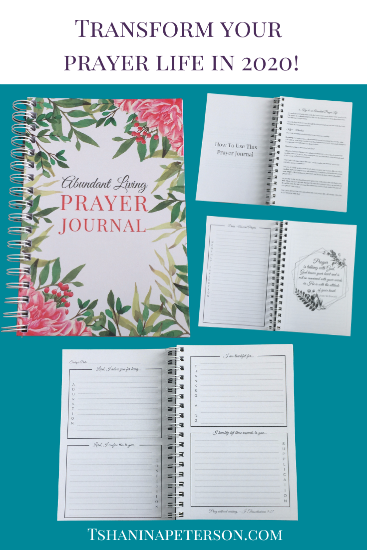 The Abundant Living Prayer Journal is a beautiful tool to help busy women in all seasons of life grow in their walk with the Lord. Its undated pages allow you to start journaling at any point. Included are the 4 keys to an abundant prayer life which will guide you through the daily prompts as you begin your prayer time each day. This three month journal has two journaling pages per day (and 3 monthly reflection pages for praises and answered prayer requests), and features white wire-o binding and luxurious Accent paper.