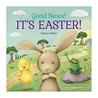 good news its easter book