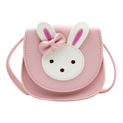 rabbit cross body purse
