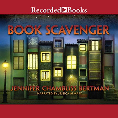 book scavenger book 1