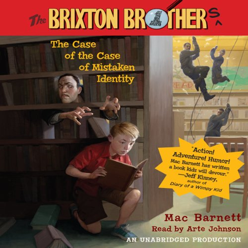 brixton brothers the case of mistaken identity
