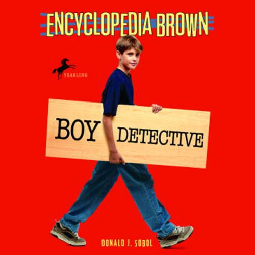 encyclopedia brown boy detective