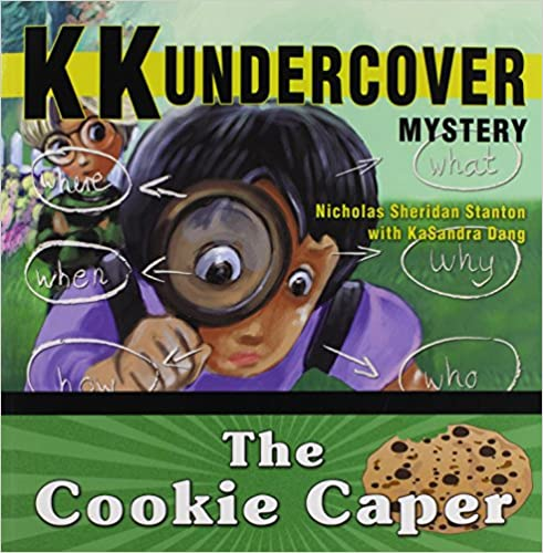 kk undercover mystery the cookie caper