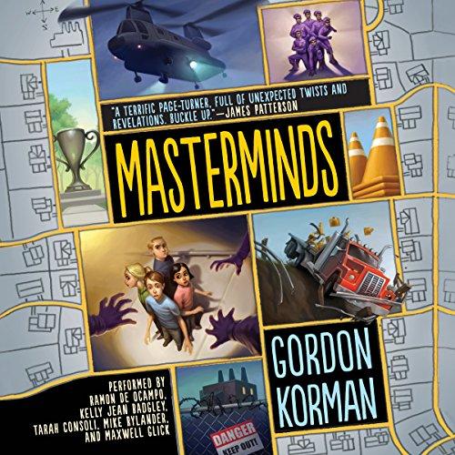 masterminds book 1