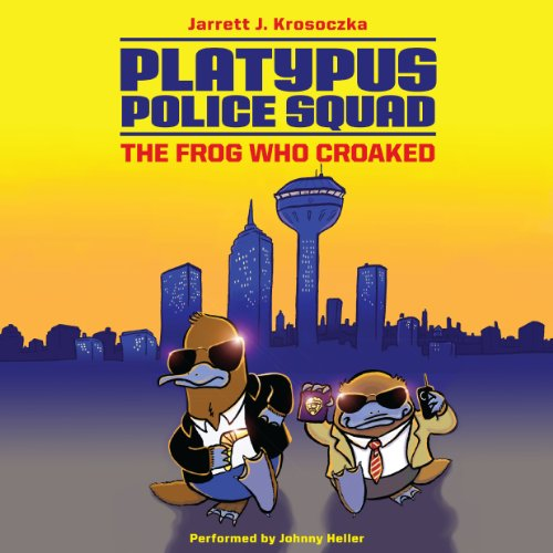 platypus police squad the frog who croaked