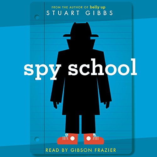 spy school book 1