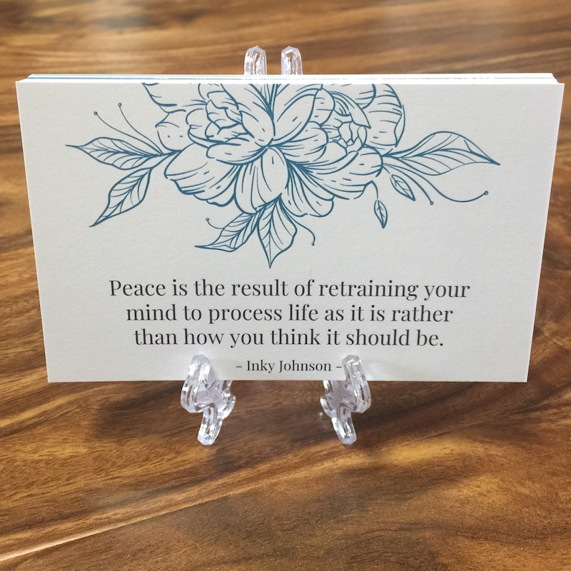 positive cards for christians