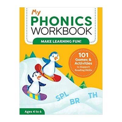 my phonics workbook