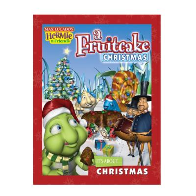 a fruitcake christmas book