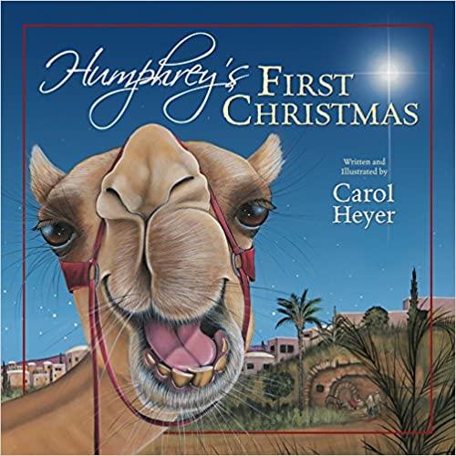 Humphreys first Christmas book