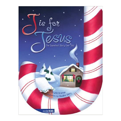 j is for Jesus book