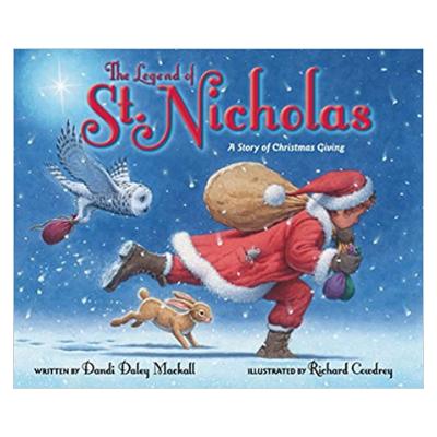 the legend of st Nicholas