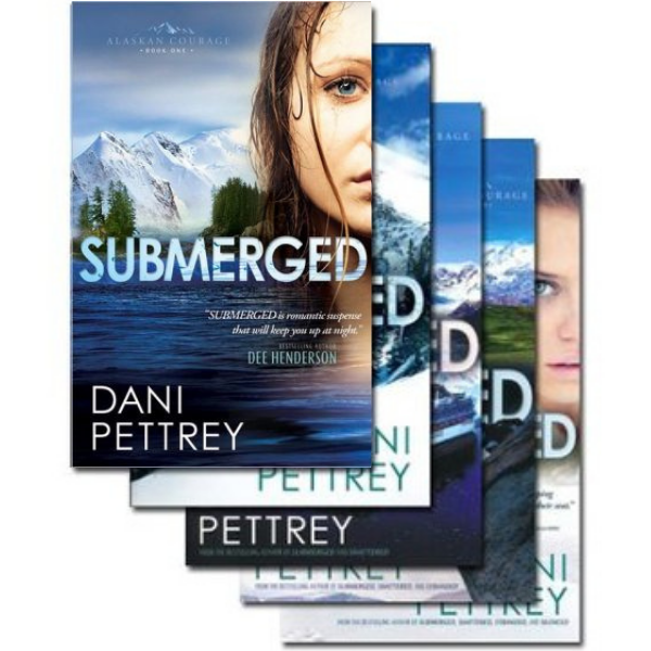 Alaskan courage book series by Dani Pettrey