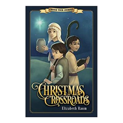 christmas crossroads book