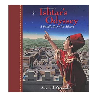 Ishtar's odyssey book