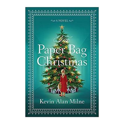 paper bag christmas book