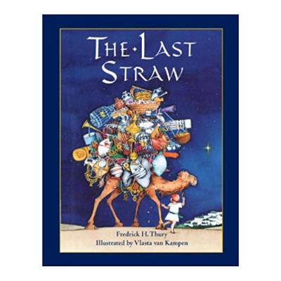 the last straw book