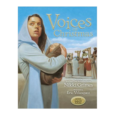voices of Christmas book